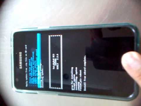 Samsung I9100G Galaxy S II Videos