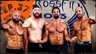 Ep.37 Seth Rollins CrossFit Jesus Challenge Workout...
