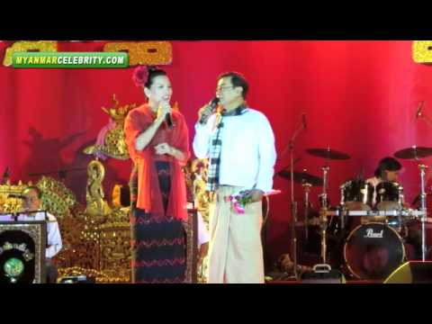 Shwe Gan Ta Won Music Festival 2012 in Yangon