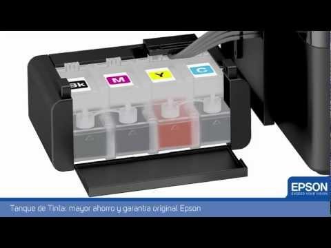 Impresora Multifuncional Epson L200 (2da parte)