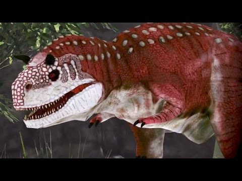 A FREE Dinosaur App Game! - Wild Jurassic Dinosaur Hunter Simulator 2016