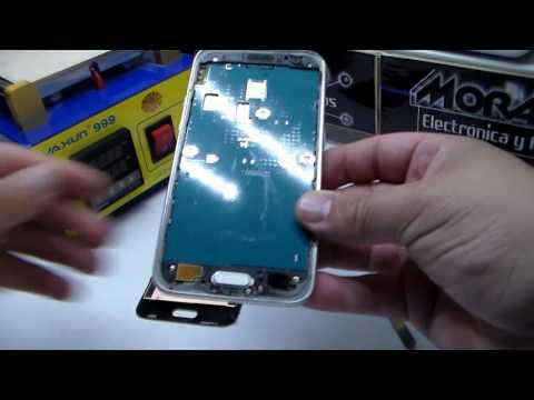 Galaxy J1 2016 Cambio de Pantalla O Display, Fácil Y Rápido