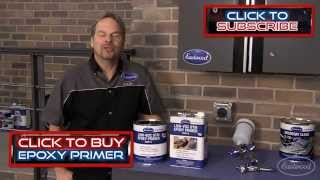 How to Spray Epoxy Primer with Kevin Tetz - Tips for Mixing & Painting Your Car - Eastwood
