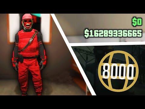 ЭТОТ АККАУНТ В ГТА ОНЛАЙН СТОИТ 10000$! САМЫЙ ДОРОГОЙ АККАУНТ В GTA ONLINE!   DYADYABOY 🔥