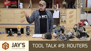 Tool Talk #9: Routers