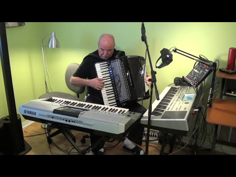 How To Play Midi Accordion- Part 4 of 4