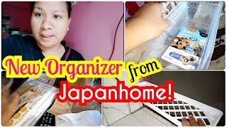 ORGANIZER SA JAPAN HOME!! ANG CUTE NILA!+UNIFORM NI HAGRID!  OURFAMILYBUDGET
