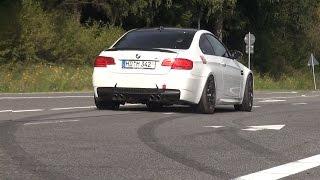 BEST of BMW Sounds Part 2 - E30 M3, E36 M3, E46 M3 CSL, E92 M3, M5, X6M