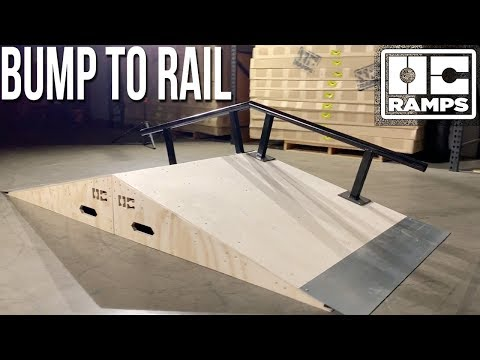 Bump To Rail by OC Ramps