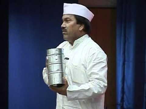 TEDxSSN - Dr. Pawan Agrawal - Mumbai Dabbawalas