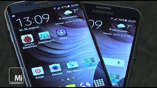 Samsung Galaxy S6 и S6 Edge. Ударная группа.