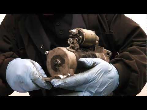 Truck Tractor Starter motor diagnose adn repair.Bosch 230/231 series.