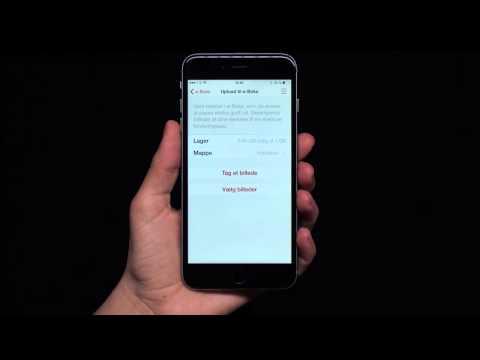 Upload Dine Egne Dokumenter I E-Boks Med E-Boks App