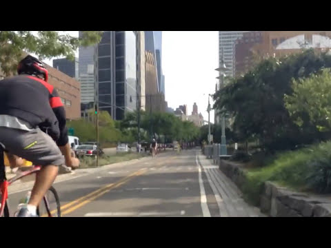 What It's Like To Bike NYC Everyday