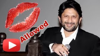 Dedh Ishqiya - Arshad Warsi Permitted To Kiss In Dedh Ishqiya! [HD]