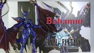 Bring arts Final Fantasy Creatures BAHAMUT Review