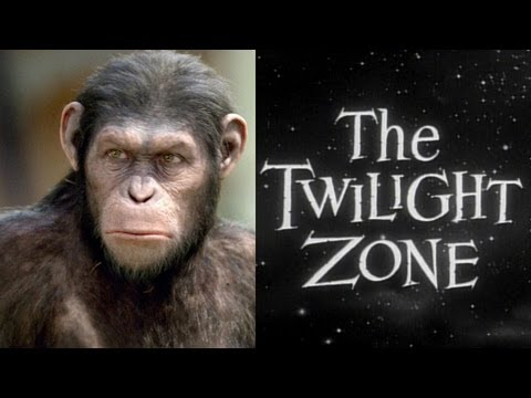 'Twilight Zone' Director Exiting For 'Dawn of the Planet of the Apes'?