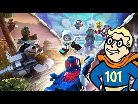 LEGO Marvel Superheroes 2 REVIEW - Bricktastic Fun!