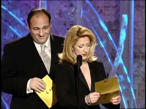 Kelsey Grammer Wins Best Actor TV Series Musical or Comedy - Golden Globes 2001