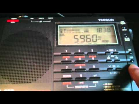 PNG Radio Fly 5960kHz (PL-660)3.Jul.2011.MP4