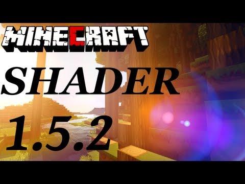 Minecraft 1.5.2 Shader Mod Installation + Shaderpacks + Wasser Shader (Mehr Fps)
