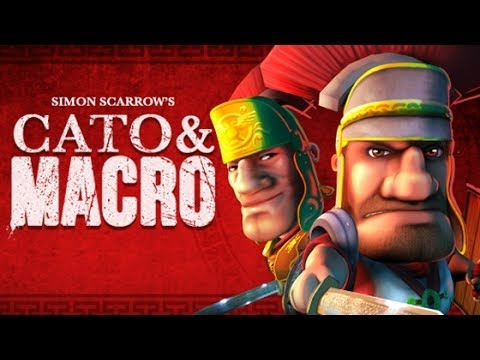 Cato and Macro on Best Android Gameplay