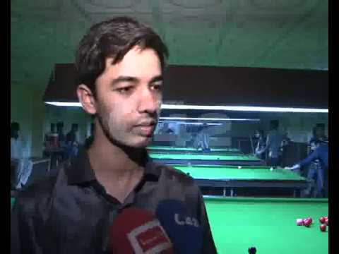 Asian Junior Snooker Championship Final Candidate Majid Ali Arrival Lahore Pkg By Abid Ch City42