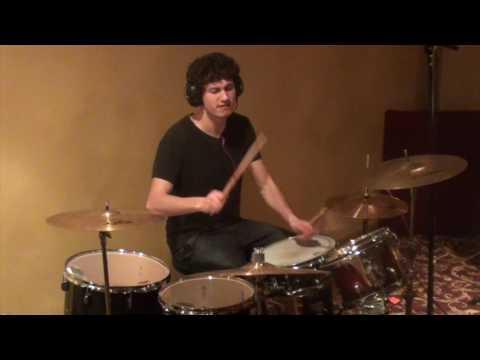 Ed Sheeran - Shape of You (BKAYE Remix) - Drum Cover