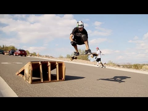 Phoenix Longboarding: Slide Clinic #20