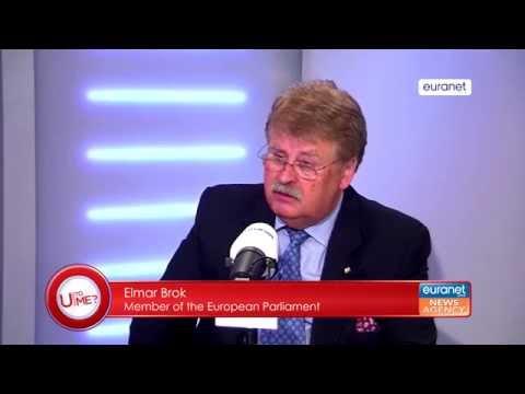'Juncker is the only one' - Debate with Elmar Brok