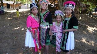 Slideshow - Hmong Ethnic Costume 2014-2015 - Luang Namtha, Laos