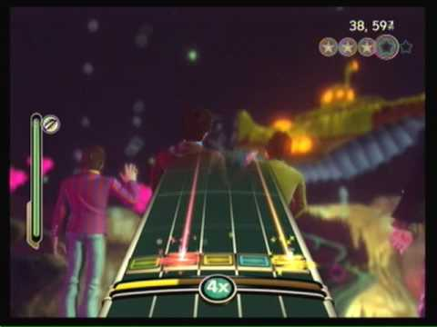 The Beatles Rockband Yellow Submarine Expert