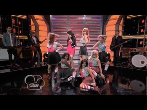 Shake It Up - Guest Star: Carly Rae Jepsen Performs Sweetie - HD