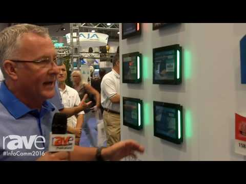InfoComm 2016: Visix Presents Paper-White Electronic and Connect Interactive Room Signs