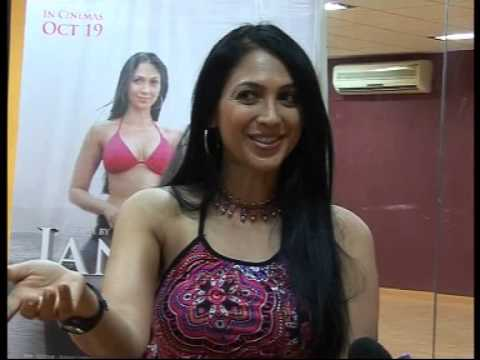 BNB NEWS- INTERVIEW OF FILM JAANLEVA 555  KALPANA PANDIT & SADEEP...