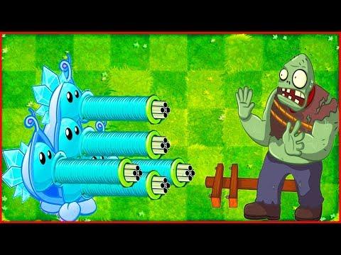 МНОГО ГАРГАНТЮА Растения против зомби 2 от Фаника Plants vs zombies 2 (182)