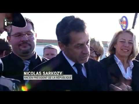 Nicolas Sarkozy «Là où la mer est passée, elle revient»