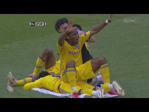 Chelsea - Everton. FA Cup-2008/09. Final (2-1)