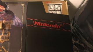 Zelda Encyclopedia Deluxe Edition Unboxing