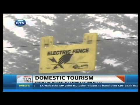 Domestic Tourism in Nyeri