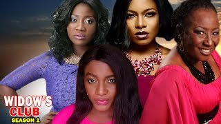 Widow's Club Season 1 - Best Of Mercy Johnson Latest Nigerian Nollywood Movie
