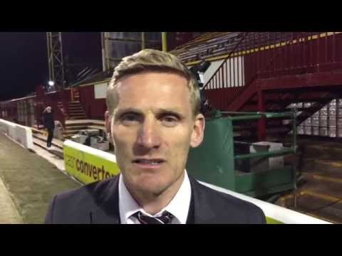 Gary Teale on crushing 5-0 defeat to Motherwell