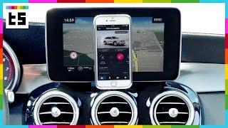 Test: Smartphone-App und Online-Funktionen von Comand im Mercedes GLC
