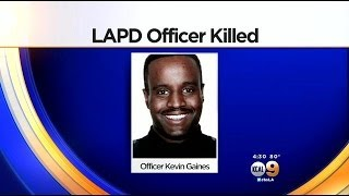 Voice On Tape Discussing Killing Of LAPD Officer Alleged To Be That Of Detective