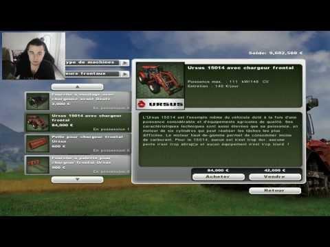 Découverte du DLC URSUS sur Farming Simulator 2013 !