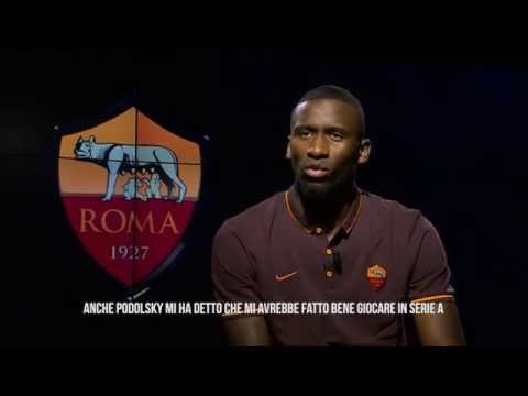 Antonio Rüdiger: The first AS Roma interview