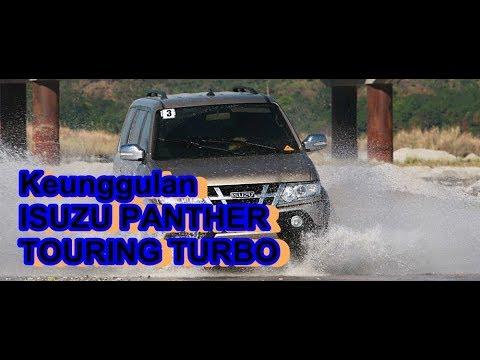 KELEBIHAN DAN KEKURANGAN ISUZU PANTHER TOURING TURBO