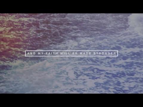 Hillsong UNITED - Oceans (Where Feet may fail) radio version - Lyric Video