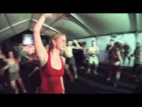 Yoga Trance Dance with Delamay Devi, Uplift Festival 2014