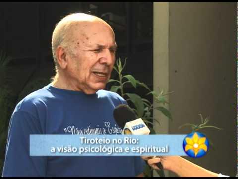 Visão espírita da tragédia no Rio de Janeiro